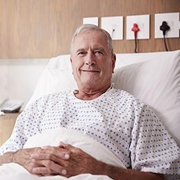 SHORTER HOSPITAL STAYS