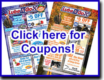 Check out our current Coupons!