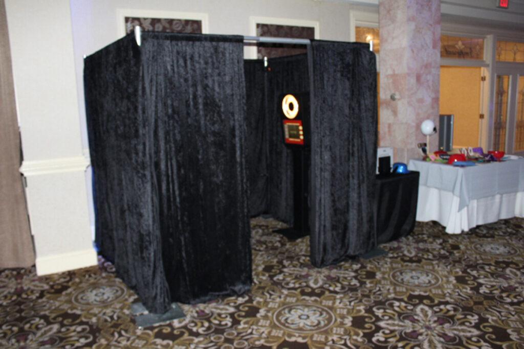 Enclosed Lounge