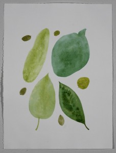 A Leaf in the Wind #1, Java Cassia, Frangipani of the Temple, Krishna's Buttercup, Cestrum Nocturnum & Kadamba