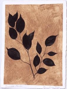Sanskriti Leaves, Queen's Flower