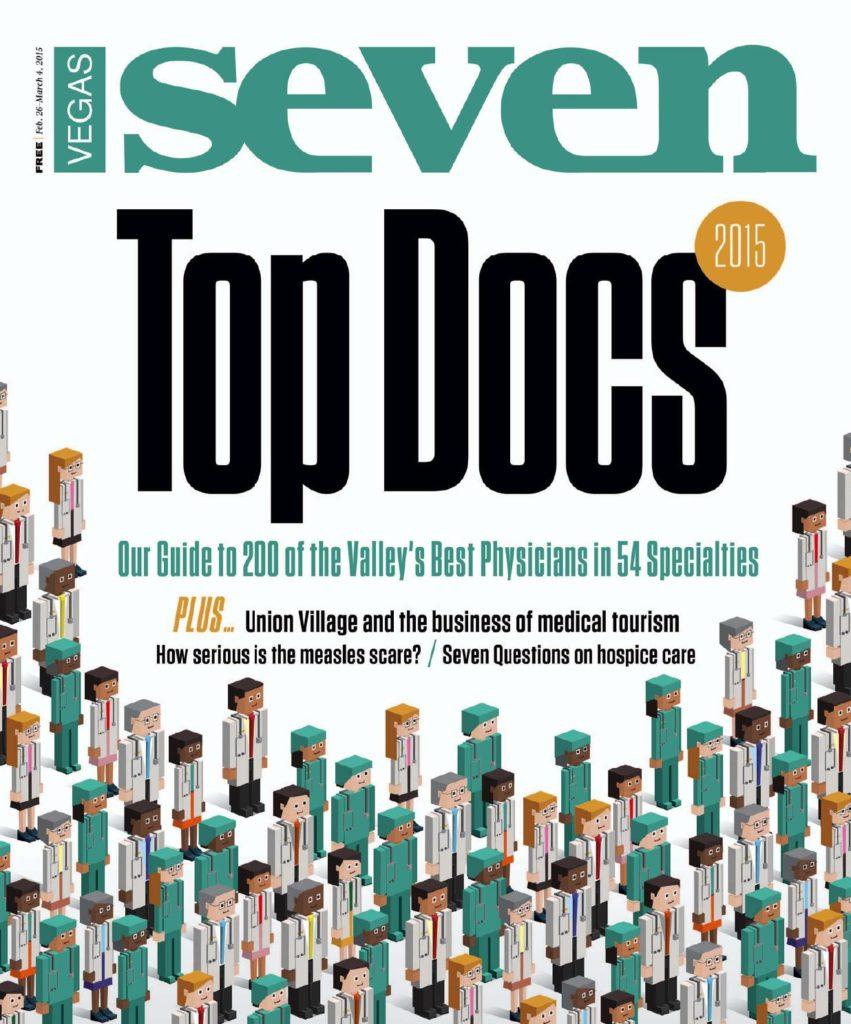 2015 Las Vegas Top Docs