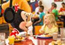FREE Disney World Dining Plan for Kids