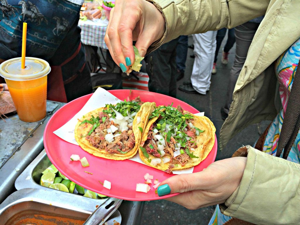 Mexico City foodie tour
