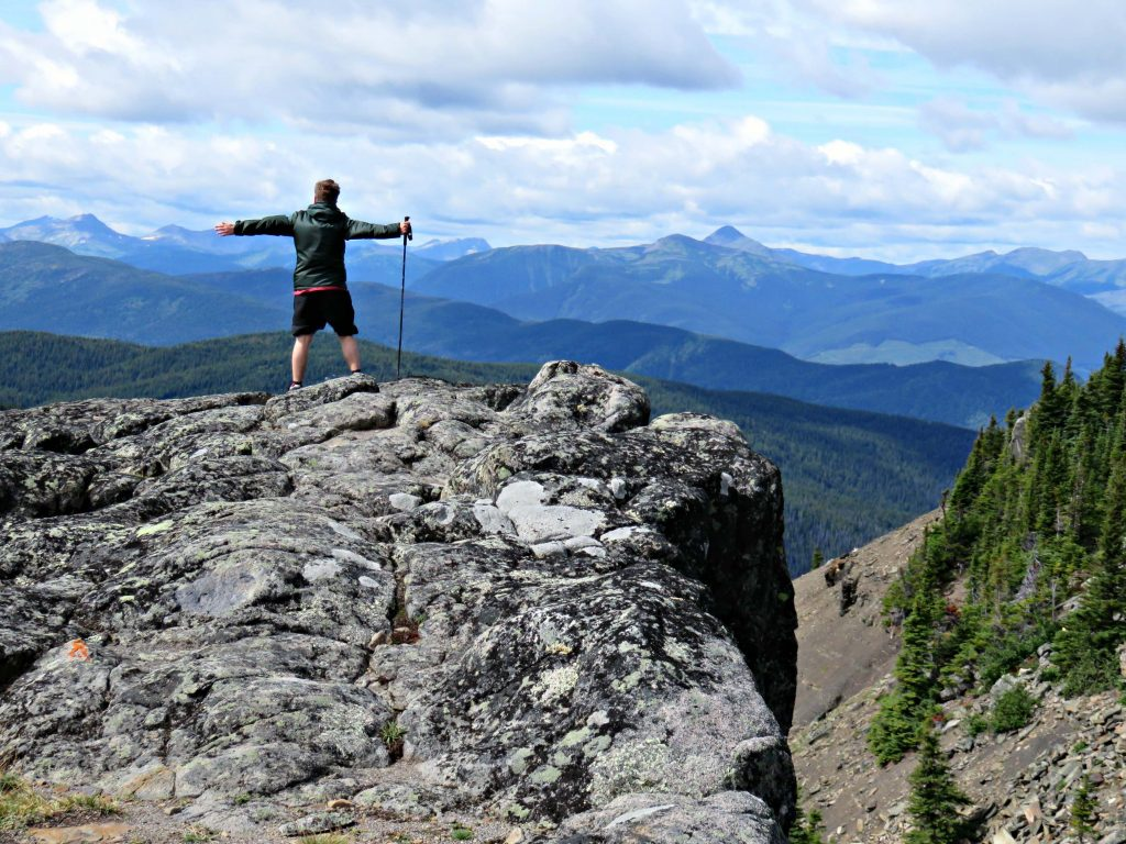 Tumbler Ridge Geopark in B.C.