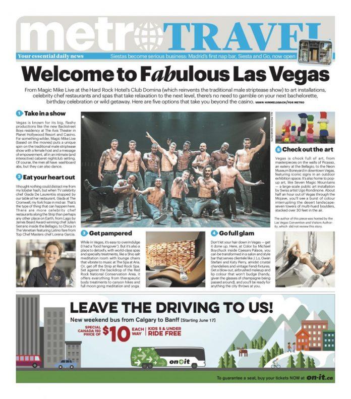 Vegas Girls Getaway