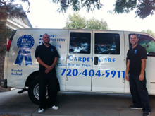 Locally Owned | 1st Class Carpet Care