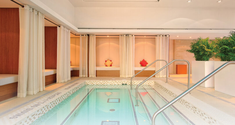 Time for a Champagne Face Lift: Vinotherapy at the Shangri-La