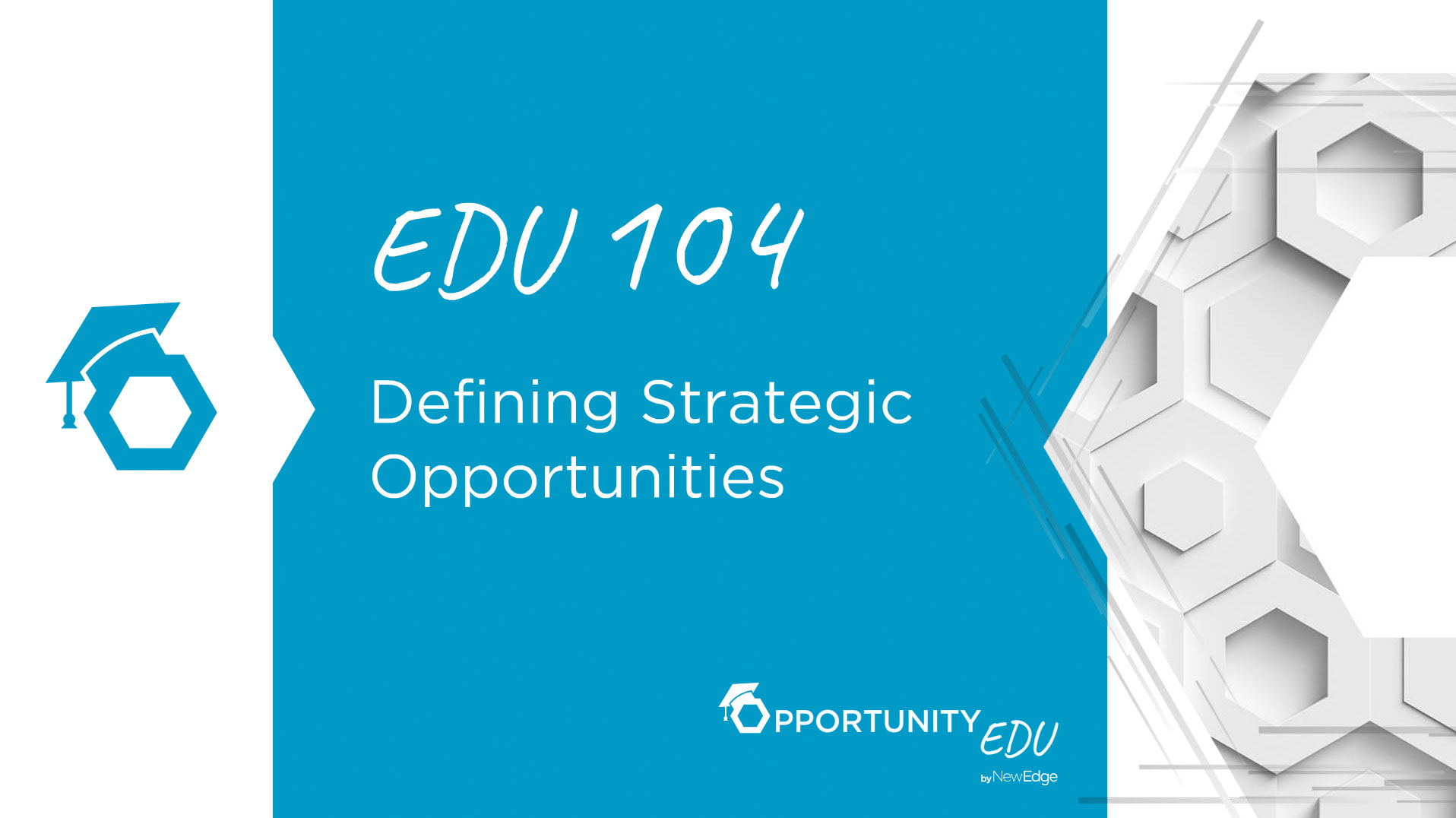 EDU 104