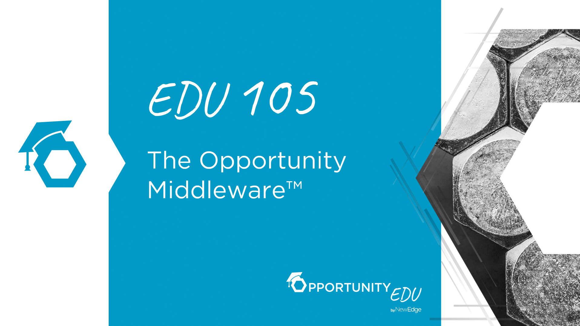 EDU 105