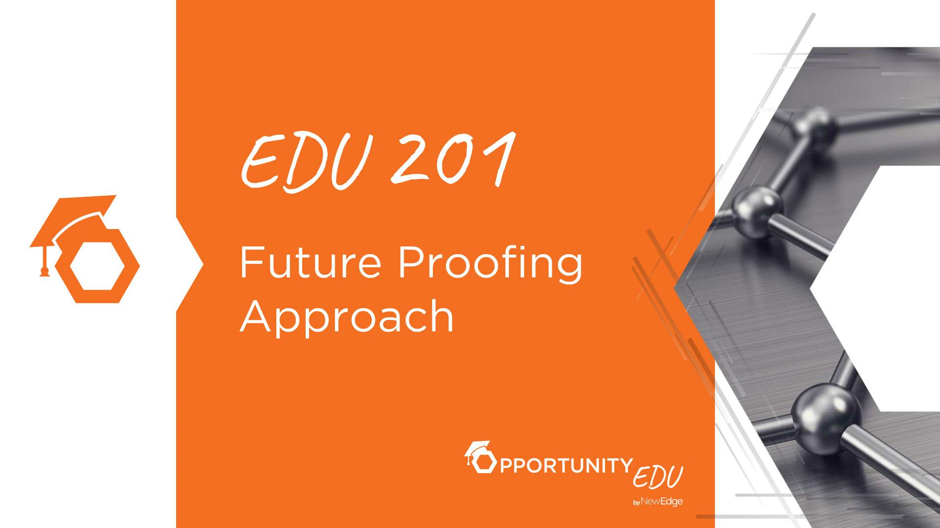 EDU 201