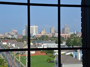 Buffalo view