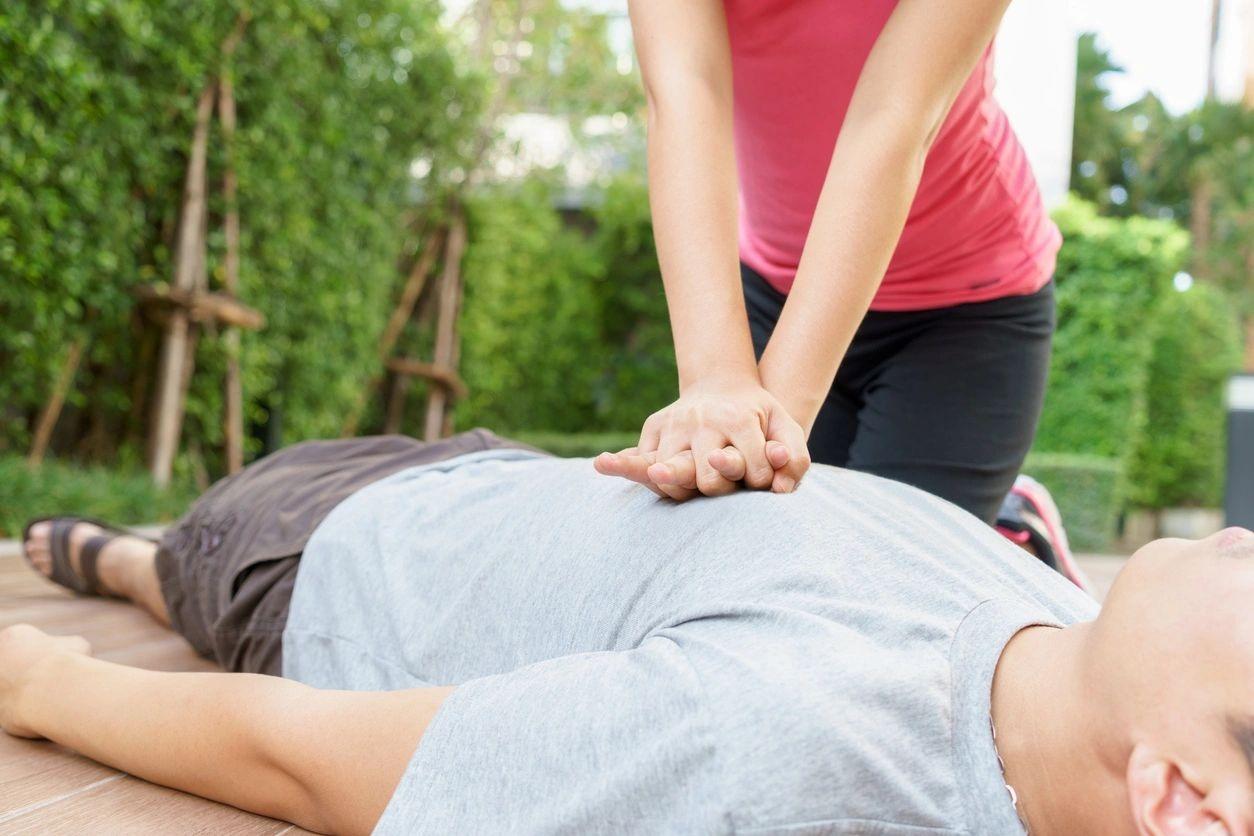STAT MEDICAL CPR