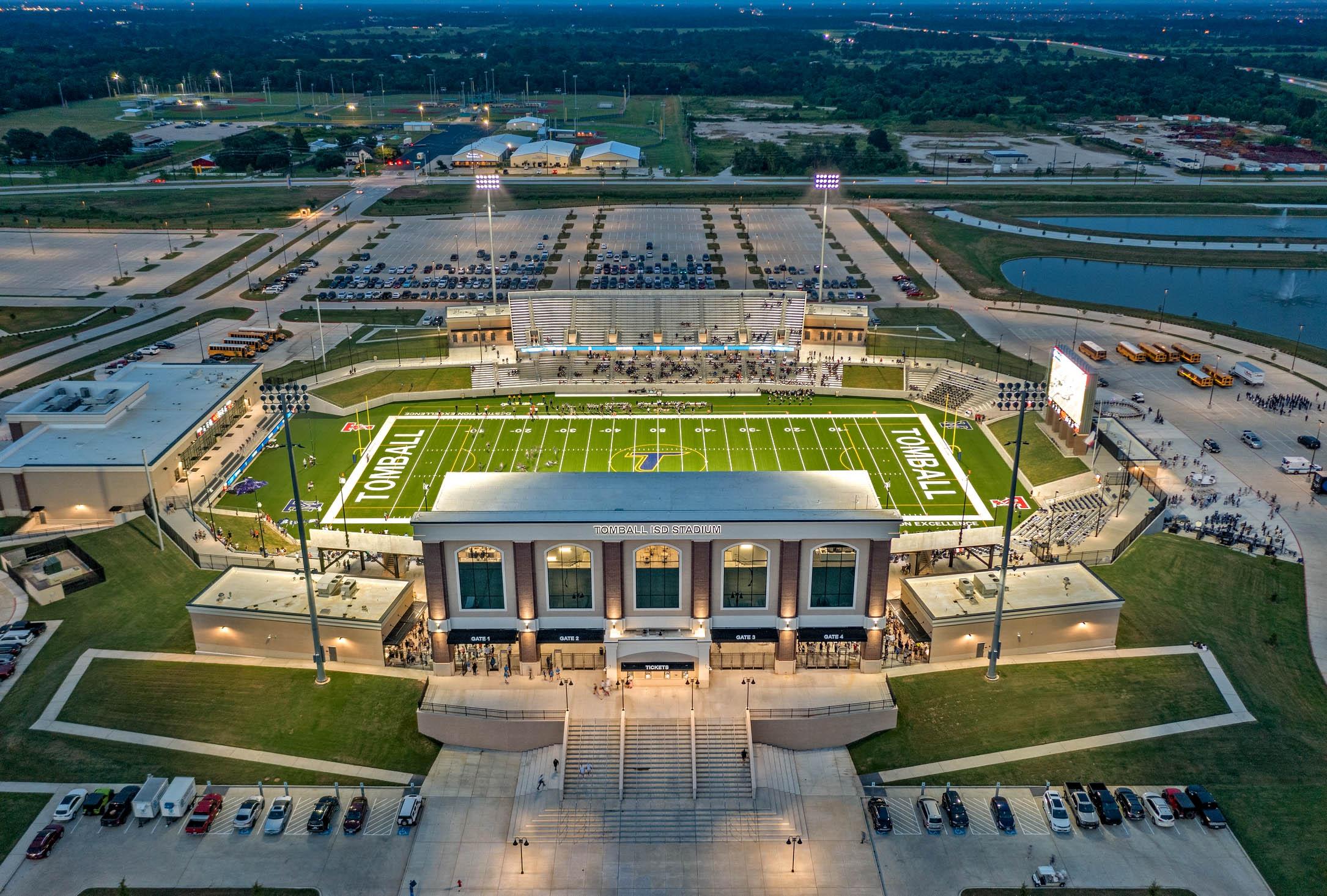 Tomball ISD Stadium