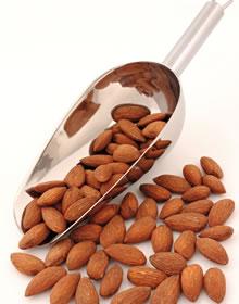 Fab Foods Almonds