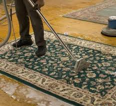 Woodlands rug cleaning