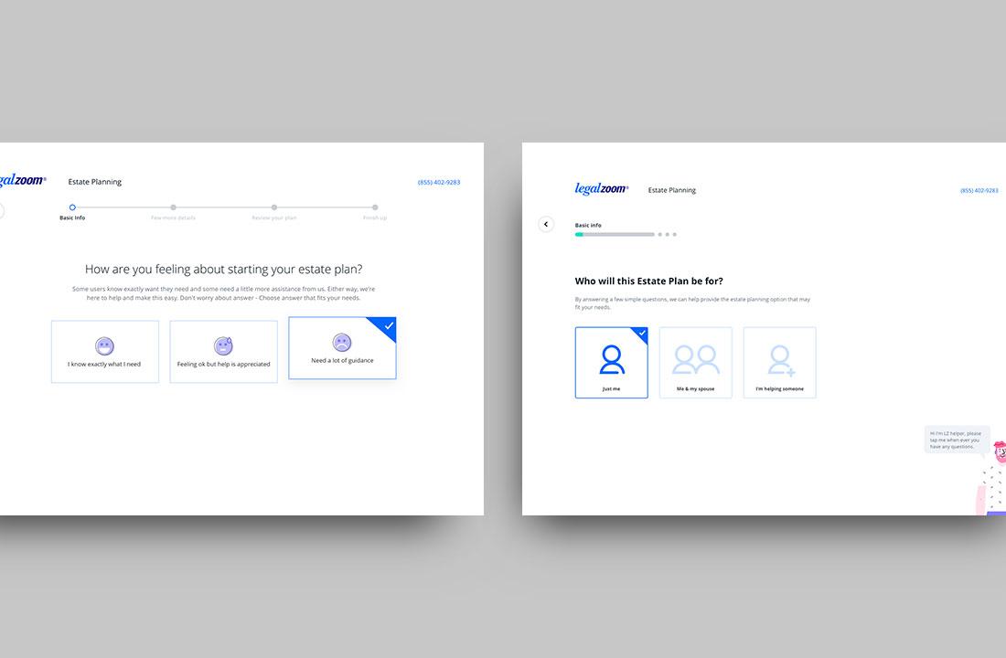 Questionnaire explorations (Desktop))