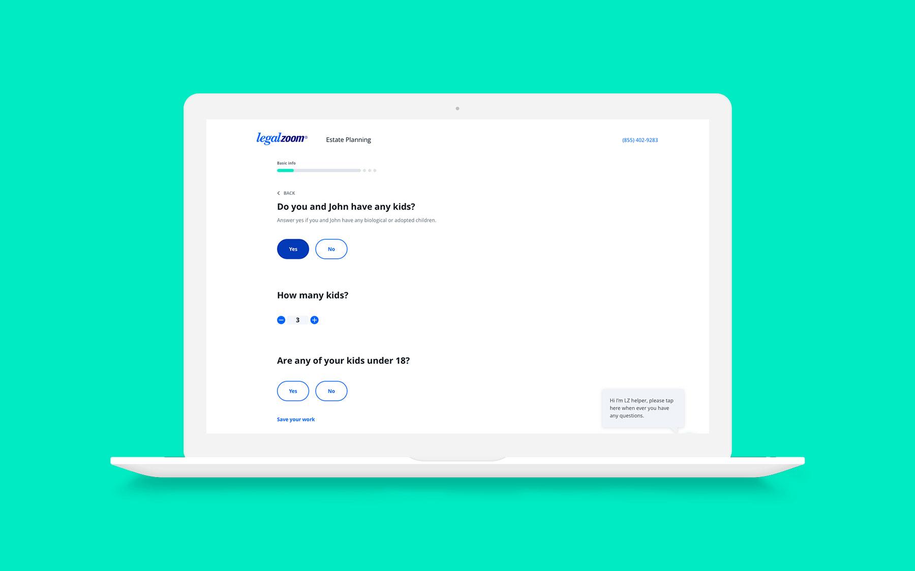 New Questionnaire (Desktop))