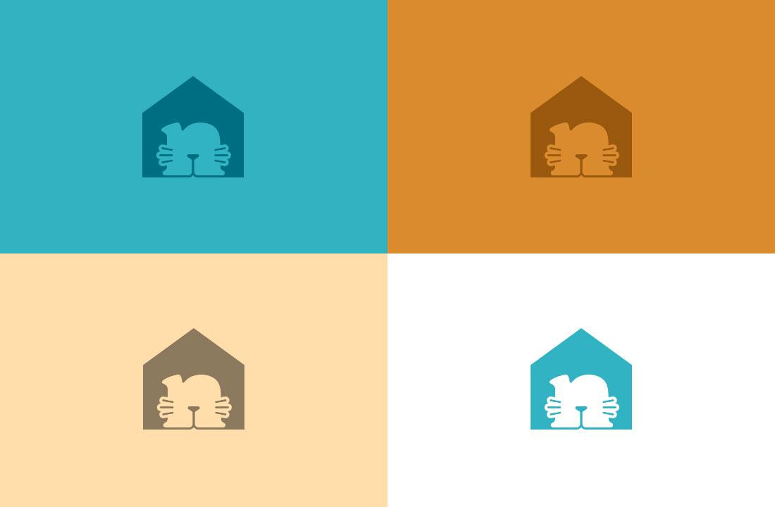 Cat version color palette
