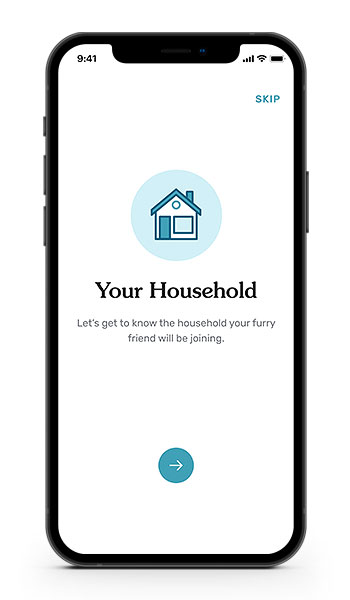 Nuzzle onboarding questionnaire-Your Household