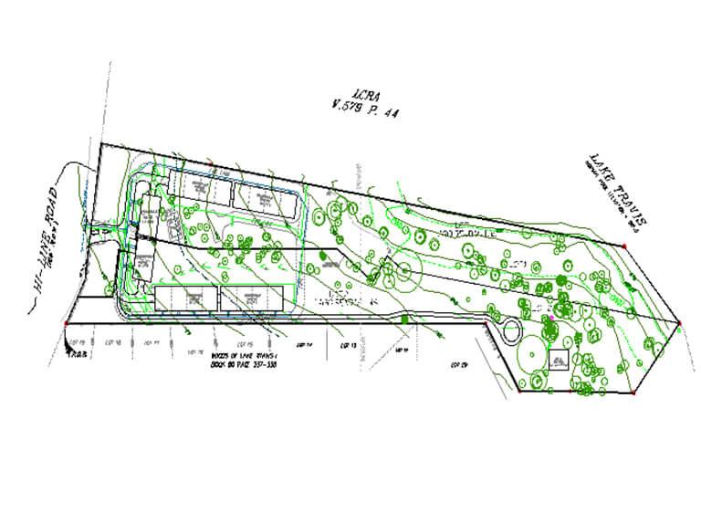 Lago Bend Villas project