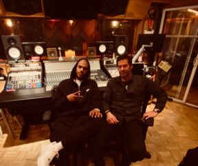 Robb & SGT- Studio LA