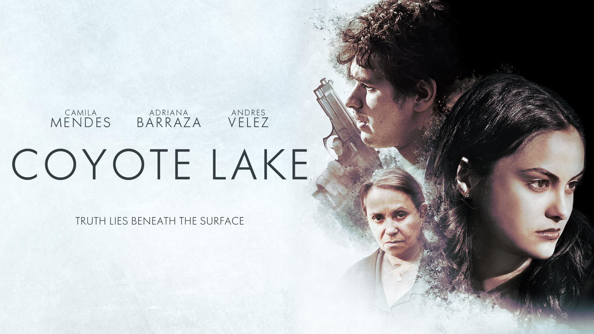 Coyote Lake Poster