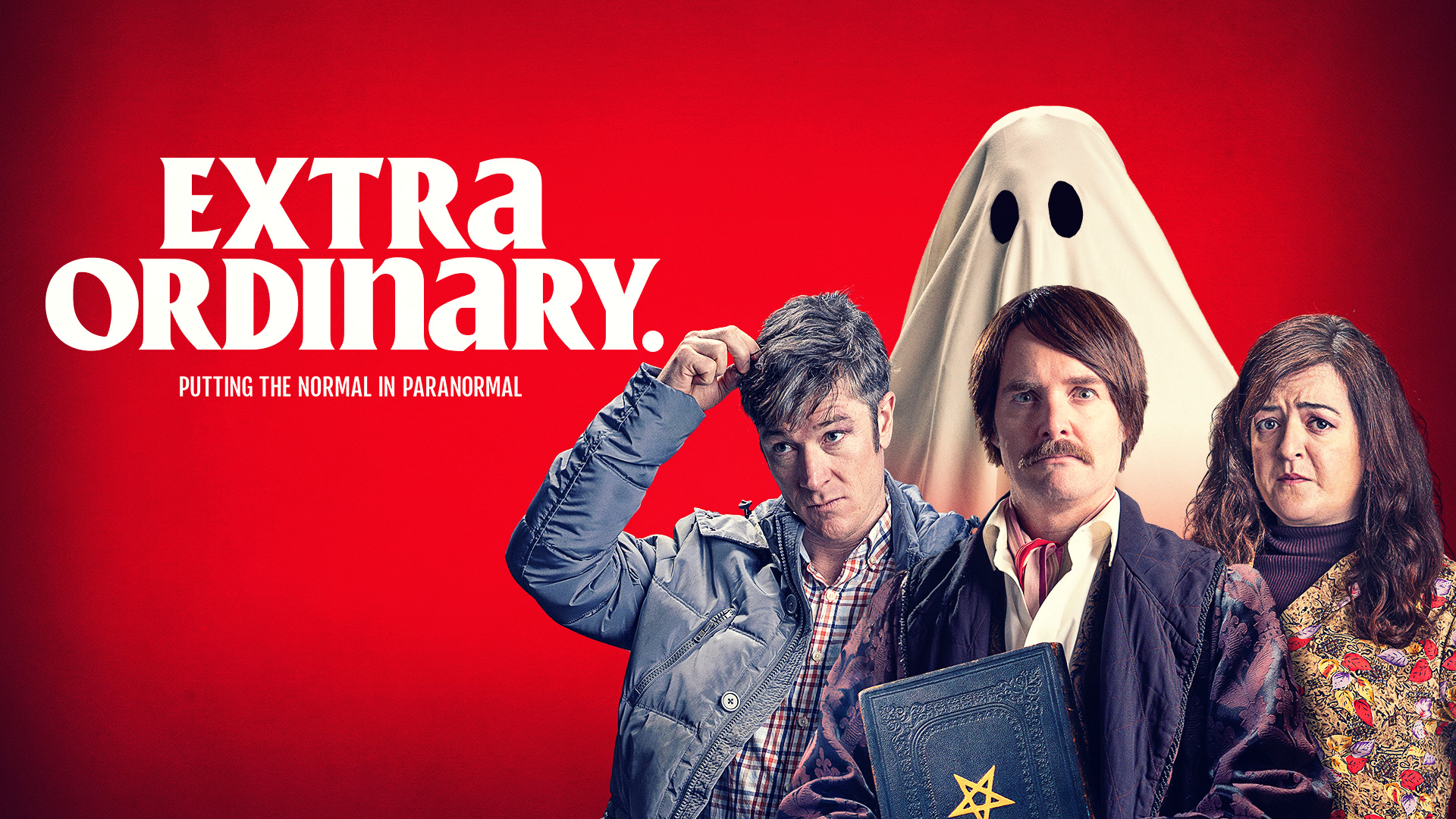 Extra Ordinary. Poster