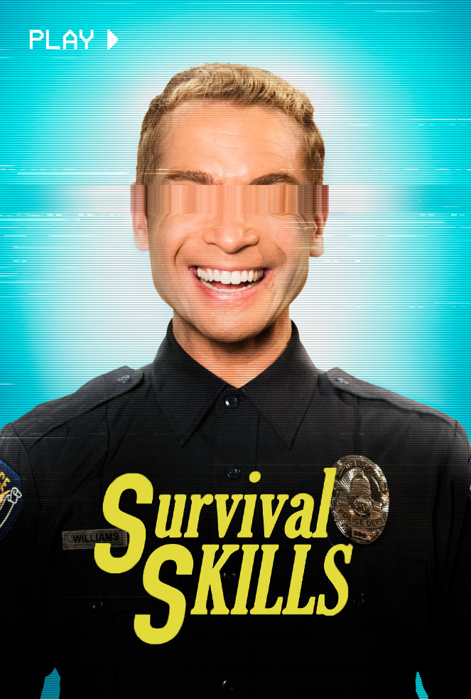 Survival Skills Poster