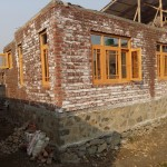 RRAI and Revive Kashmir with CHINAR Kashmir built this house for Parveena
