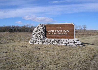 Agate Fossil Beds
