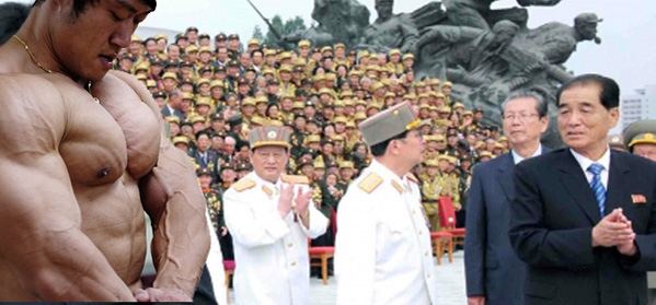 Kim Jong-un buff