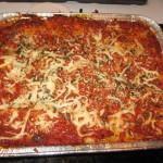 Jane's Roasted Vegetable Lasagna