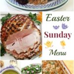 Easter Sunday Menu