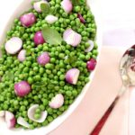 Peas, Pearls and Fresh Mint
