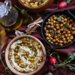 2 Deliciously Different Hummus Recipes