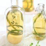 Garlic Scape Vinegar
