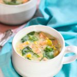 Quick, Low-Cal Salmon Chowder