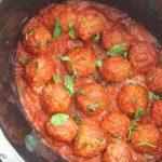Easiest Slow Cooker Meatballs