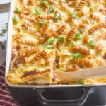 Quick & Easy Pasta Strata Recipe