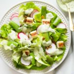 Sugar Snap Pea and Smoky Pepita Salad