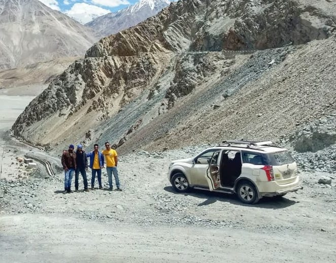 Leh Ladakh in 4nights / 5day