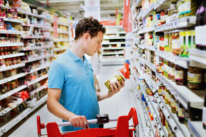 USA Food Label compliance