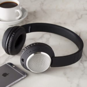 customizable bluetooth golf ball headphone