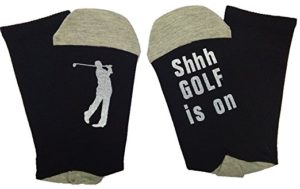 funny golf gifts, humorous golf socks