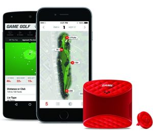 game golf gadget, golf tracking and analysis