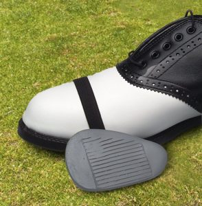 golf gag gift, foot wedge, funny golf gift