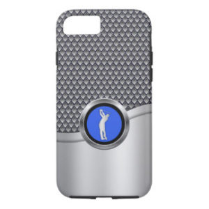 golfer phone case, cool golf gift, unique gift for golfer