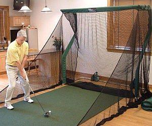 home golf driving range net