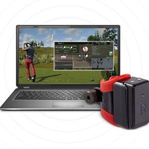 home golf simulator, golf swing training aid